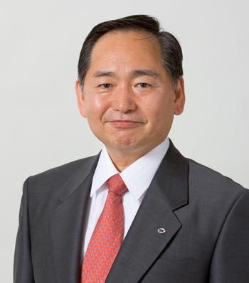 木川眞 会長