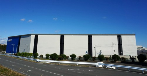 20141222jared1 500x260 - ソニー・ミュージックの物流子会社/焼津市に4.7万m2の物流拠点、竣工