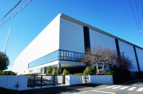 20141222jared2 500x331 - ソニー・ミュージックの物流子会社/焼津市に4.7万m2の物流拠点、竣工