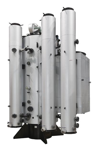 補機熱回収ユニット