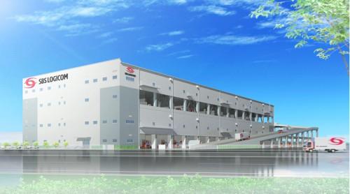 20141224sbs1 500x278 - SBSロジコム/横浜杉田物流センター、建設に着手