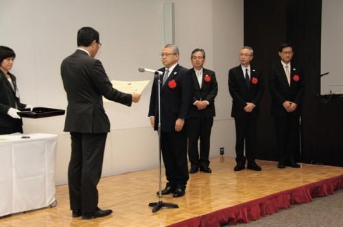 20141226sagawa 500x332 - 佐川急便/グリーン物流パートナーシップで国土交通大臣賞