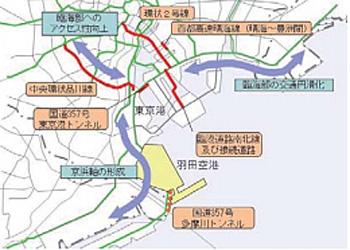 20141226tokyo4 - 東京都/広域的な交通・物流ネットワーク形成目指す