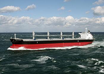 20150115mitsuiz - 三井造船/6万6000重量トン型ばら積み貨物運搬船引渡し