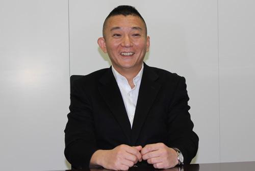 石垣島のトライアスロンに7~8回参加した乾 康之社長