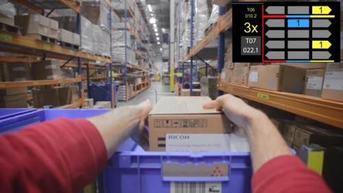 20150128dhl5 500x281 - DHLサプライチェーン/リコーの倉庫でグーグルグラス活用試験に成功