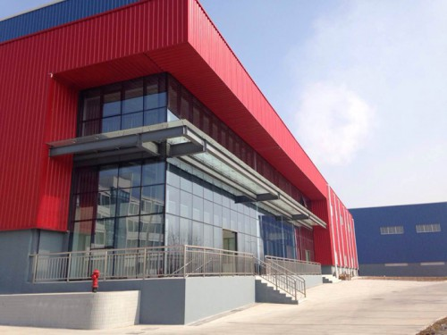 20150128sankyu1 500x375 - 山九/中国に合肥物流センター開設