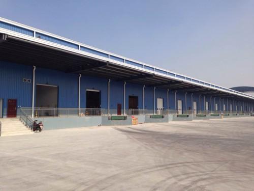 20150128sankyu2 500x375 - 山九/中国に合肥物流センター開設