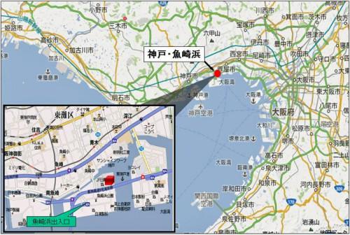 20150223jfe 500x336 - JFE物流/神戸・魚崎浜の倉庫、テナント募集
