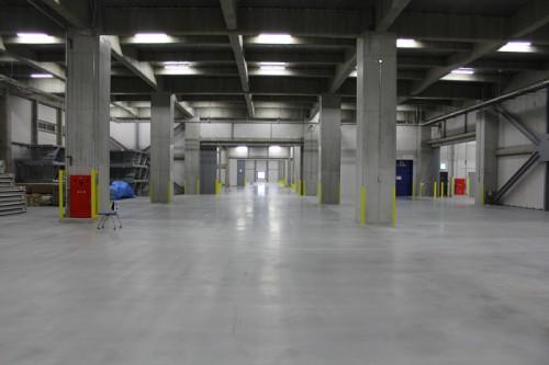 3階ドライ倉庫