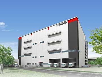 20150206baraki - レッドウッド/佐倉、市川、川越で高機能物流施設を開発、入居テナント募集