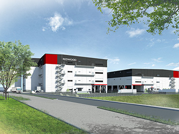 20150206kawagoe - レッドウッド/佐倉、市川、川越で高機能物流施設を開発、入居テナント募集