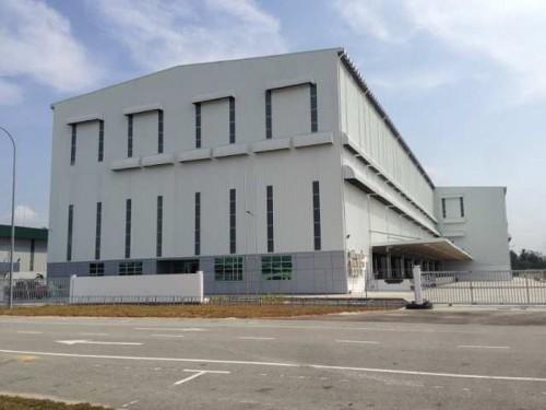 20150209yusenlogi 500x375 - 郵船ロジスティクス/マレーシアの新倉庫稼働