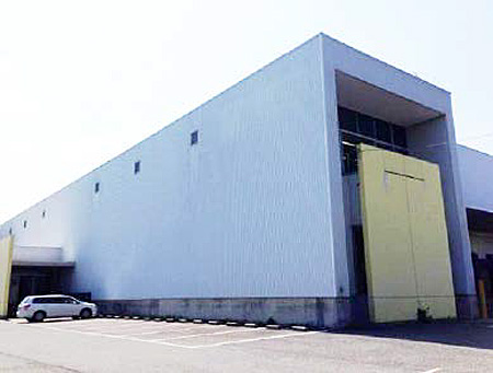 船橋ハイテクパーク工場