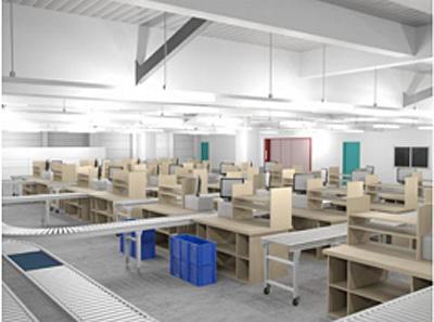 20150219scrool2 - スクロール/コスメティクス・サプリメント通販専用物流センター、3月稼働
