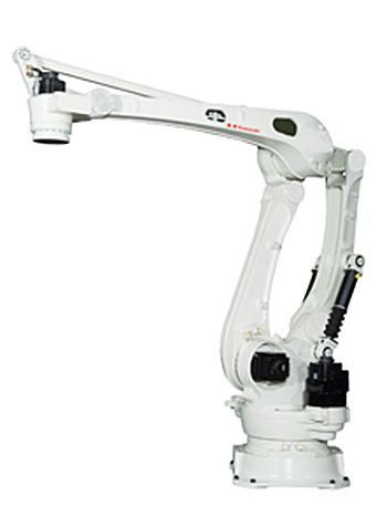 20150225kawasaki - 川崎重工/新型高速パレタイズロボット発売
