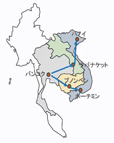 20150226asean - 国交省/ASEAN地域の国際宅配輸送をトライアル