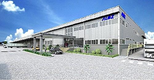 20150302nittsus1 - 日通商事/インドネシアに新ロジスティクス・サポートセンター建設