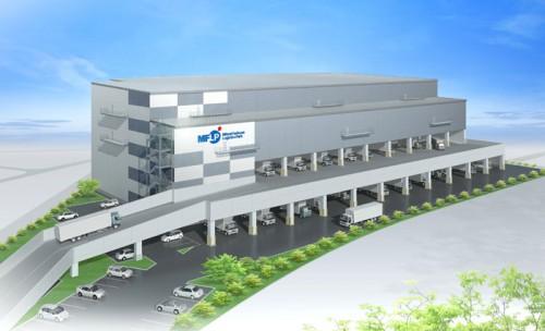 20150303mitsuif25 500x304 - 三井不動産/首都圏と東海地区で4棟の大型物流施設