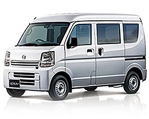 20150305mazda - マツダ/軽商用車「スクラムバン」をフルモデルチェンジ