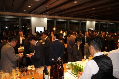 20150310cbre2 500x333 - CBRE/カスタマー向けセミナー&懇親会を開催