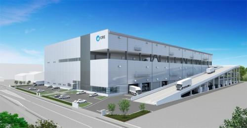 20150317cre1 500x260 - CRE/埼玉県久喜市・羽生市で大型物流施設開発用地を取得