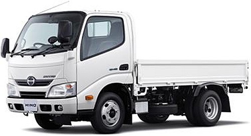 20150408hino1 500x271 - 日野自動車/小型トラック「デュトロ」、安全装備充実で新発売