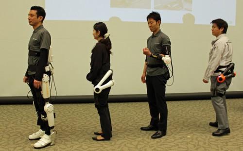 20150413daiwa21 500x311 - 大和ハウス/ロボットスーツ3モデルを販売開始