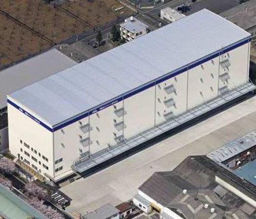 20150415itochulog2 500x428 - 伊藤忠ロジスティクス/千葉県松戸市に東関東物流センター竣工