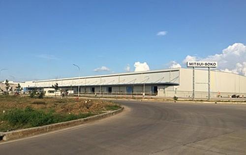 インドネシアGIIC新倉庫外観