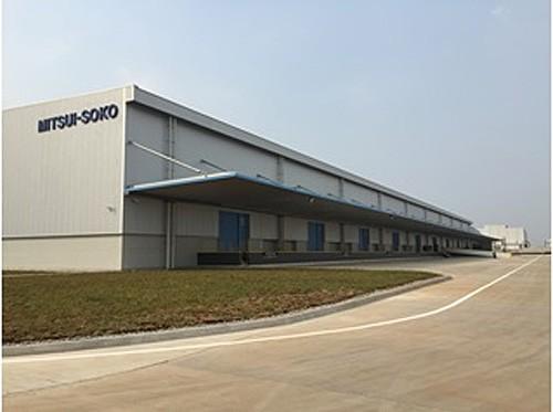 20150416mitsui2 500x373 - 三井倉庫HD/インドネシアに新倉庫完成