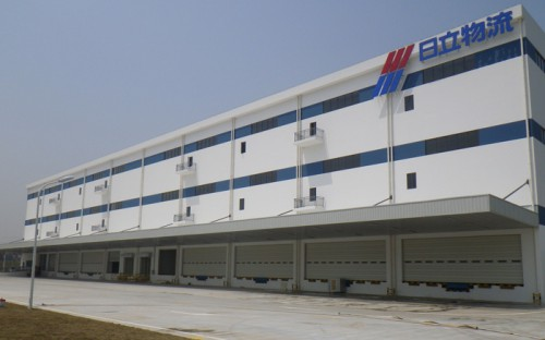 20150421hitachibutu 500x312 - 日立物流/中国・上海に4.5万m2の物流センター開設