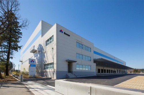 20150422cre1 500x333 - CRE/埼玉県日高市に1.7万m2の物流施設竣工