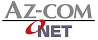 AZ-COM丸和・支援ネットワークロゴマーク