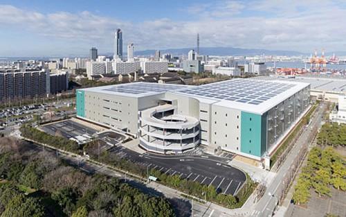 20150511prologi 500x313 - プロロジス/大阪・南港の物流施設で内覧会
