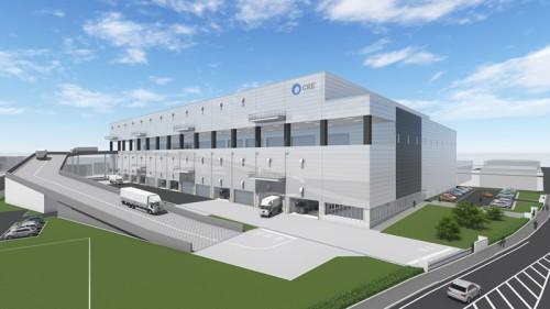 20150512cre 500x281 - CRE/さいたま市でマルチテナント型物流施設開発に着手