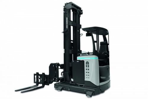 20150515unicarier 500x334 - ユニキャリア/リーチ式フォークリフトが屋内物流機器部門賞を受賞