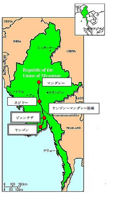 20150518mitsubishihitachi 500x853 - 三菱商事、日立/ミャンマーの鉄道システムを受注、物流インフラの拡充に貢献
