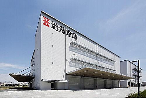 20150519shibusawa 500x336 - 澁澤倉庫/大阪府茨木市に新倉庫完成