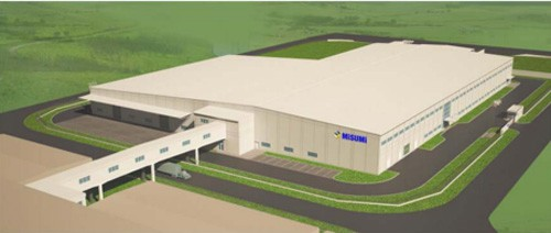20150521misumig 500x212 - ミスミ/60億円投じ、ベトナム第4工場を建設