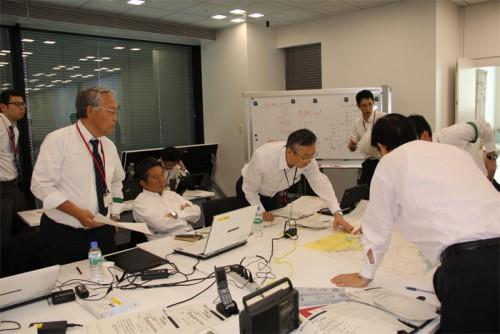 20150526kawasaki 500x334 - 川崎汽船/衝突と油濁事故で大規模事故演習
