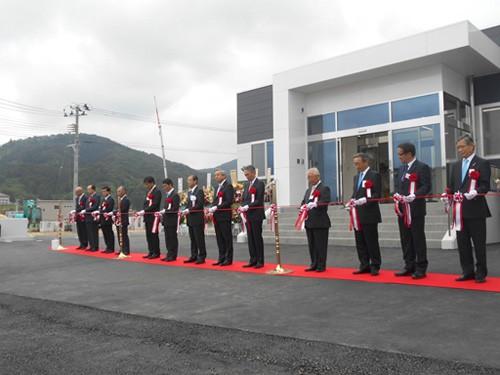 20150602mitsuisumitomok 500x375 - 三井住友建設/気仙沼に水産加工の拠点、8月には冷蔵倉庫が完成