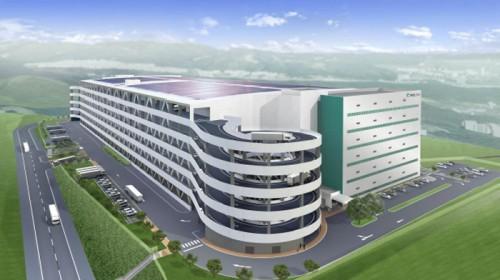 20150603prologi 500x280 - プロロジス/大阪府茨木市に延床19万m2、マルチテナント型物流施設起工