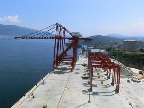 20150616mitsuiz1 500x375 - 三井造船/トルコ共和国向け港湾荷役クレーン20基を納入