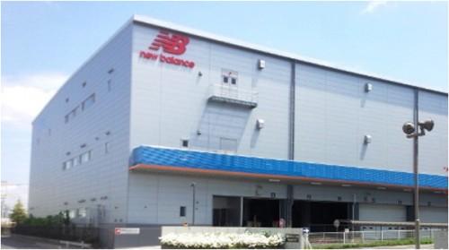 20150702hitachib 500x279 - 日立物流/千葉県柏市にニューバランスの物流センター開設