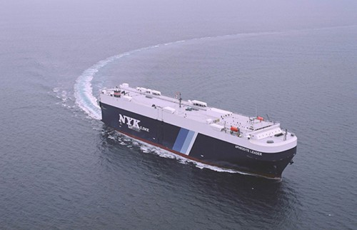 20150702nyk 500x322 - 日本郵船/自動車船見学会、横浜と東京で開催