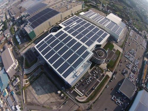 20150713glp1 500x375 - GLP/神奈川県座間市に13万m2の物流施設竣工、入居7割