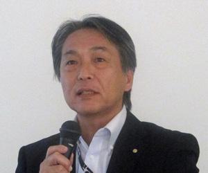 田中一正ヒューマンケア事業推進部長