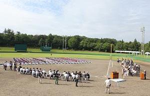 20150729yamato1 - ヤマト運輸/全国離島交流中学生野球大会へ協賛