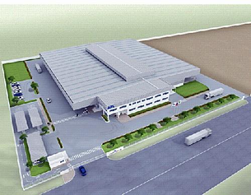 20150731nittsushoji2 500x389 - 日通商事/タイに大型物流センター建設